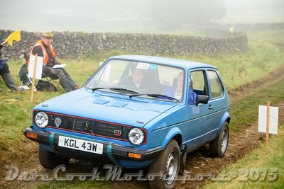 D72_5200 Calton -   No. 118, Ian & Alan Cundy:  Class 1 VW Golf