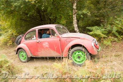 D72_5658 Clough Mine -   No. 163, Sam Lindsay / Max Plowman:  Class 4 VW Beetle