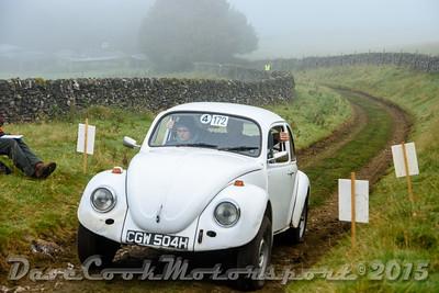 D72_5293 Calton -   No. 172, Nicola Butcher / Ben Gladwyn:  Class 4 VW Beetle