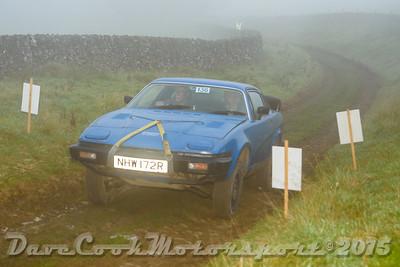 D72_5166 Calton -   No. 136, Michael Crewes / Chris White:  Class 5 Triumph TR7