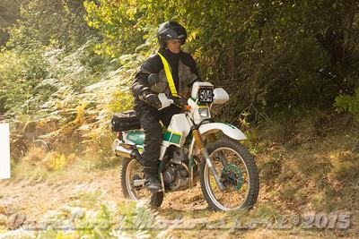 D72_5640 Clough Mine -   No. 504, Basil Stocker:  Class O Yamaha XT