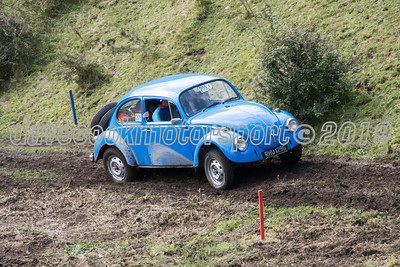 D50_2043 -  No. 209, Ryan and Claire Tonkin:  Class 4 VW Beetle