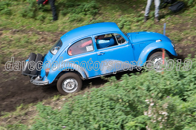 D50_2048 -  No. 209, Ryan and Claire Tonkin:  Class 4 VW Beetle
