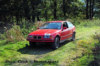 D30_0250 No. 85, Brian & Alex Hampson, Class  3 - BMW Compact
