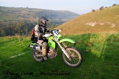 D30_9887 No. 46, Michael Green, Class  H - Kawasaki KLX