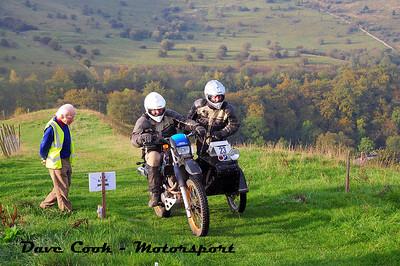 D30_9892 No. 23, Mark Wilson & Garry Plummer, Class  D - Yamaha XT