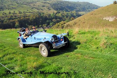 D30_0027 No. 101, Harry Boundon & Poppy Norris, Class  7 - Marlin Roadster