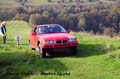 D30_9981 No. 85, Brian & Alex Hampson, Class  3 - BMW Compact