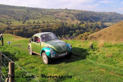 D30_0029 No. 105, Paul & Nina Rogers, Class  6 - VW Beetle
