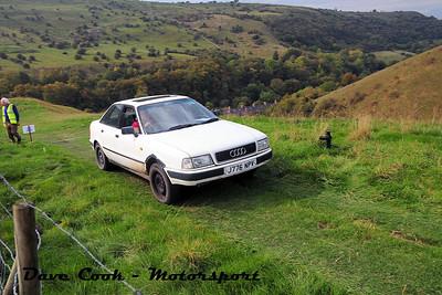 D30_0154 No. 521, Helen Barrow Horner & Ray Horner, Class  0 - Audi 80E