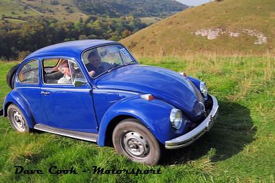 D30_0075 No. 510, Reg Taylor & Nicholas Cross, Class  0 - VW Beetle