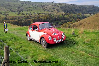 D30_0149 No. 518, Richard Crew & Sue Barrow, Class  0 - VW Beetle