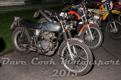 D30_9900 - Start, John Boothroyd, Class C Triumph 500