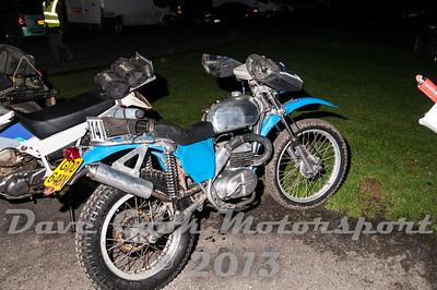 D30_9923 - Start, Mike Fisher, Class B Bultaco