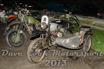 DSC_4459 - Start, Peter  & Shani Adams, Class D Triumph Cox Bonneville