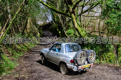 D50_9964 -  No. 148, Roger and Tania Beaumont:  Class 5 Suzuki X-90