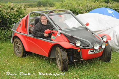 This is a Bugrat Kit car with a Skoda engine
