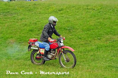 Class A No. 05 Pat Morgan  - Honda XL