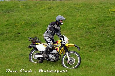 Class A No. 04 Paul Sharrock - Suzuki DRZ