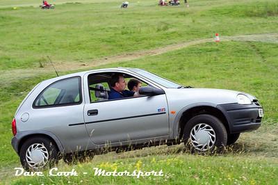 Class C No. 54 John Martin and Charlie Atkins - Vauxhall Corsa