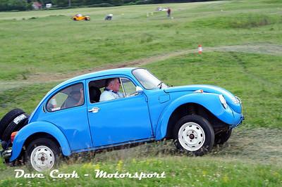 Class C No. 52 Neal Vile - VW Beetle