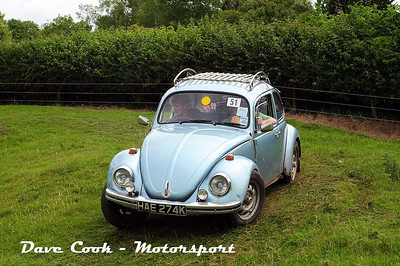 Class C No. 51 Colin and Jack Clarke - VW Beetle