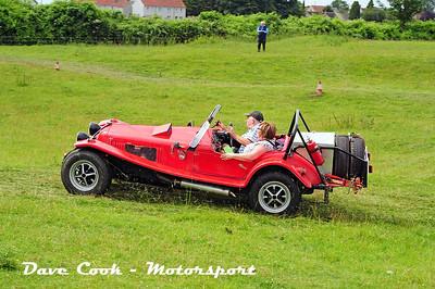 Class D No. 78 Nick and Lorrain Gibbs - Marlin Roadster