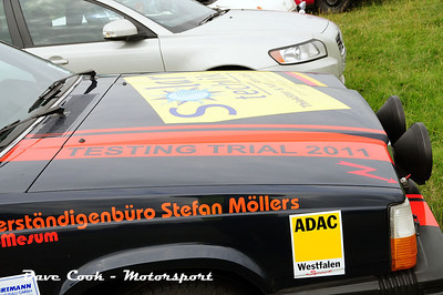 Bespoke Graphics for the trial from Germany