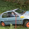 D50_3977 -  No. 14, Ray and Joyce Jacobs:  Class 1 Citroen Saxo 1St In Class 1