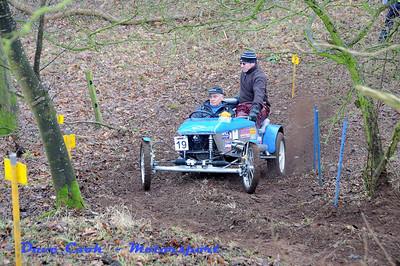 Stuart Perren and Neil Martin won class c