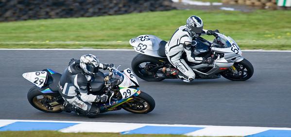 2009 Australian MotoGP Friday practice