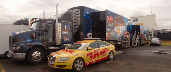2009 Sandown V8 Supercar Fri Practice