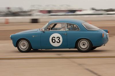 Douglas Avery's 1957 Alfa Romeo