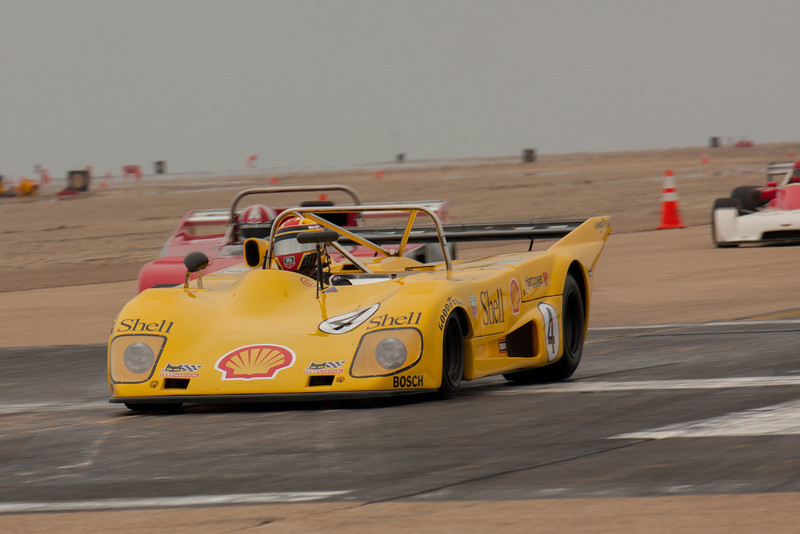 The 1973 Lola T-294 of Mike Thurlow.