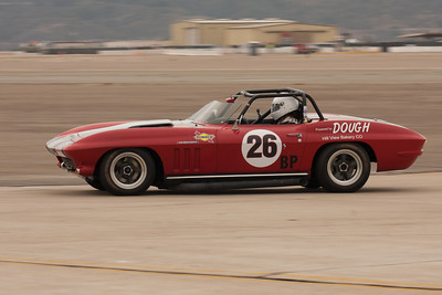 Doug Manista's 1965 Chevrovet Corvette.