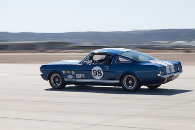 Jay Parille in his 1966 Shelby Mustang GT 350. © 2014 Victor Varela