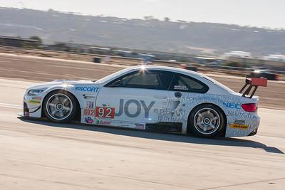 The 2010 BMW GT2 #92 car of Bill Auberlen and Tommy Milner. © 2014 Victor Varela
