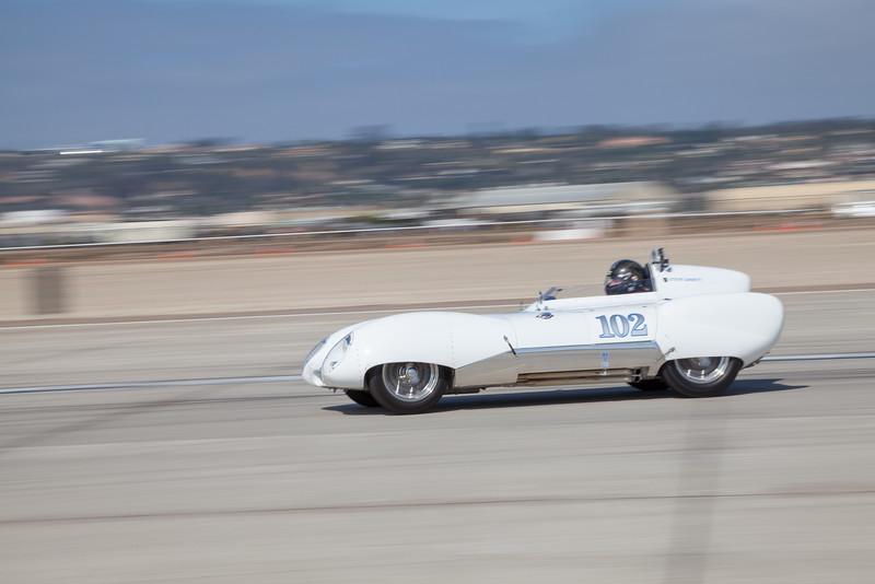 1957 Lotus 11 Le Mans - Steve Sanett