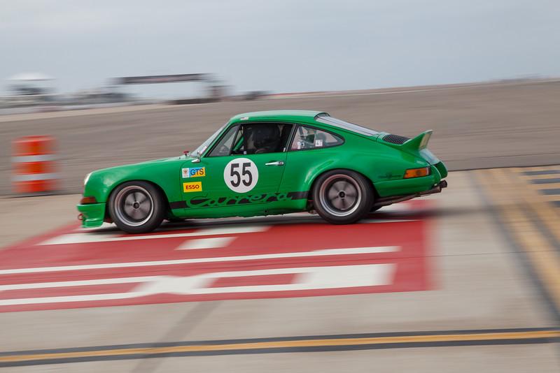 1973 Porche 911 RSR - David Leycas