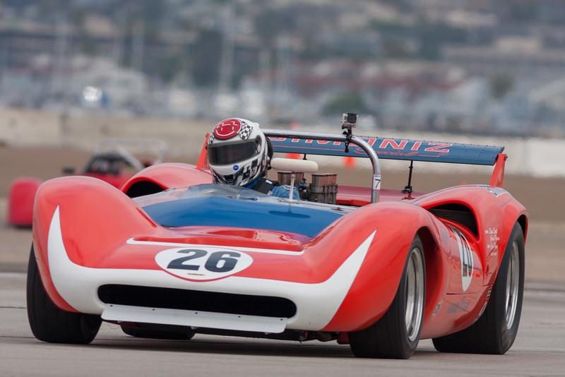 1968 Lola T-70 - Steve Hinton