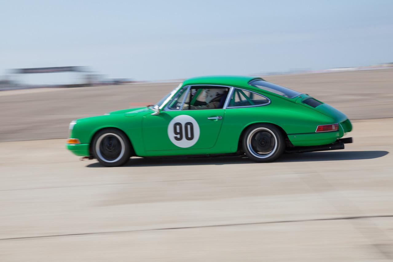 1968 Porsche 911 - Patrick Paternie