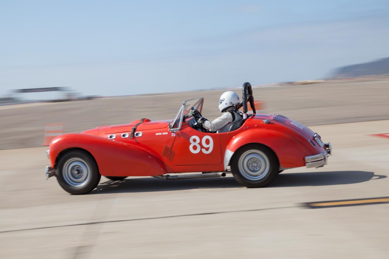 1951 Allard K2 - Douglas Klink