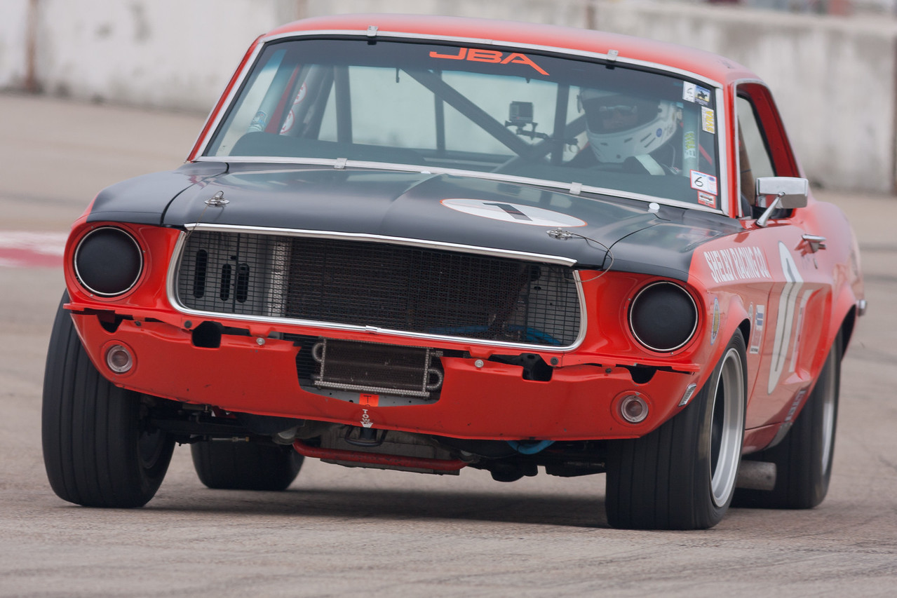 1968 Ford Mustang - Michael Evans