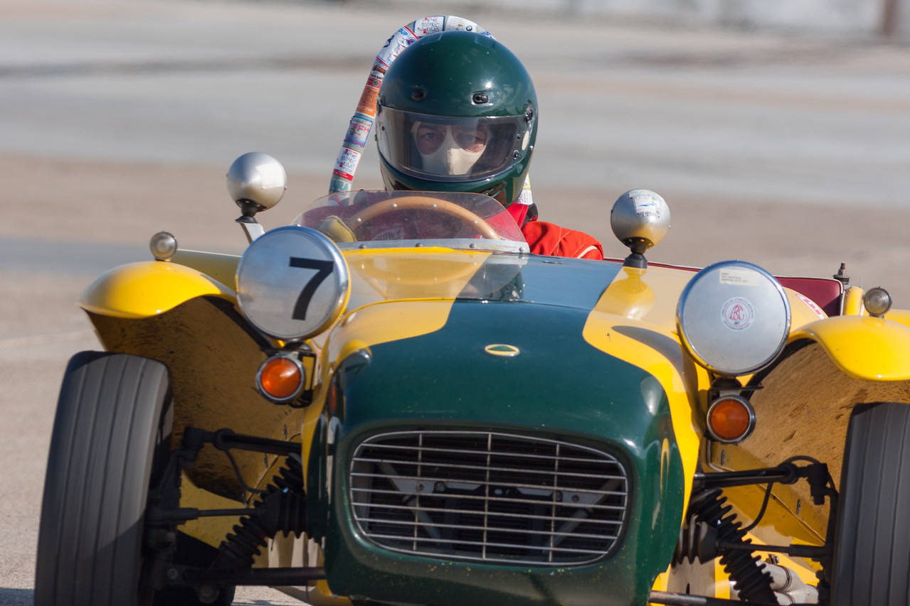 1962 Lotus S7 - Paul Ryan