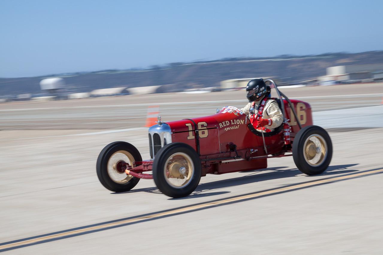 1935 Riley-Ford Champ car - Greg Powell