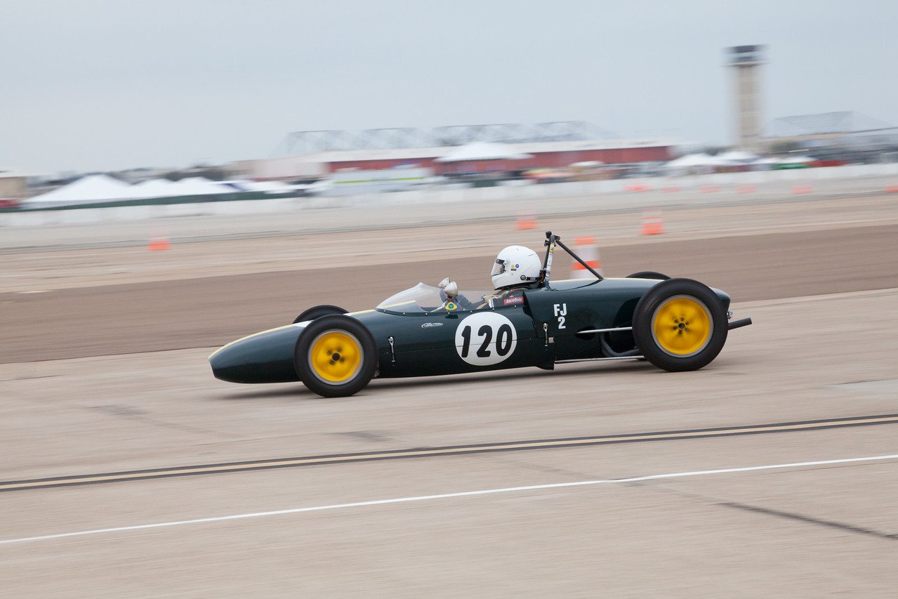 1961 Lotus 20 - James Brown