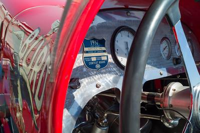 1934 Miller Burd Indy Car - Tom Malloy