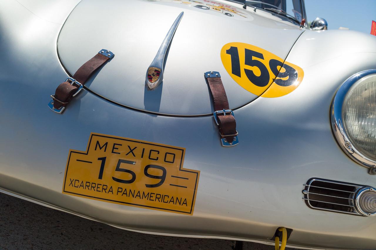 1959 Porsche 356 - Don Tevini