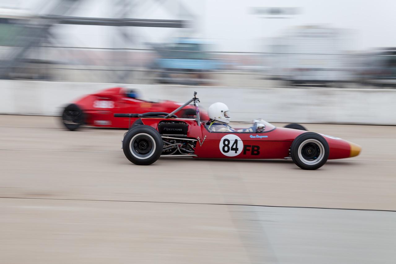 1968 Brabham BT-21B - Dan Chapman