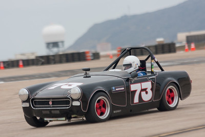 1966 MG Midget - Mark Blaze